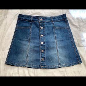 Dresses & Skirts - Denim skirt